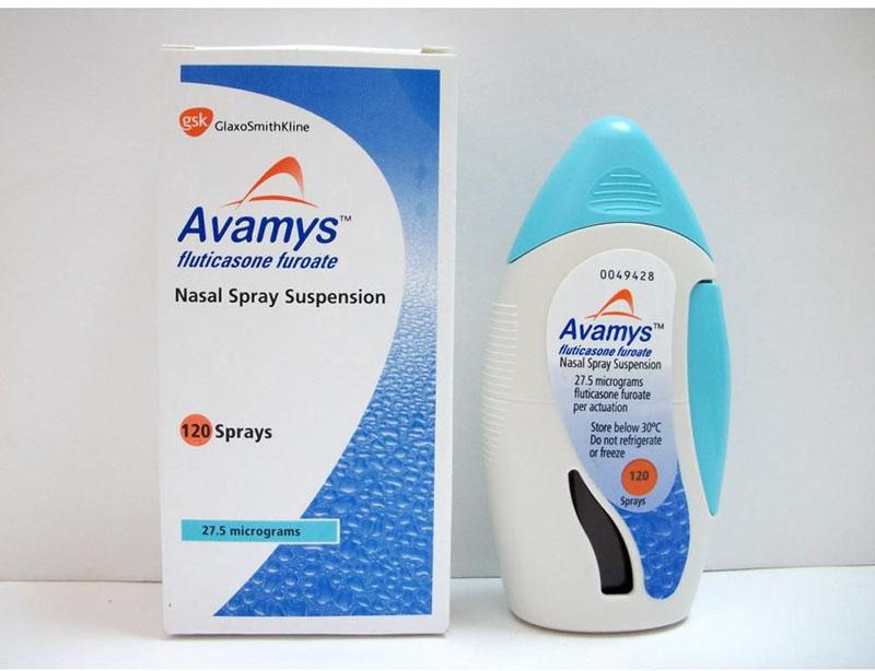 Avamys là một sản phẩm quen thuộc với bệnh nhân viêm mũi dị ứng