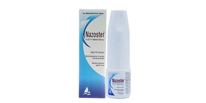 Nazoster có thành phần và công dụng tương tự Nasonex