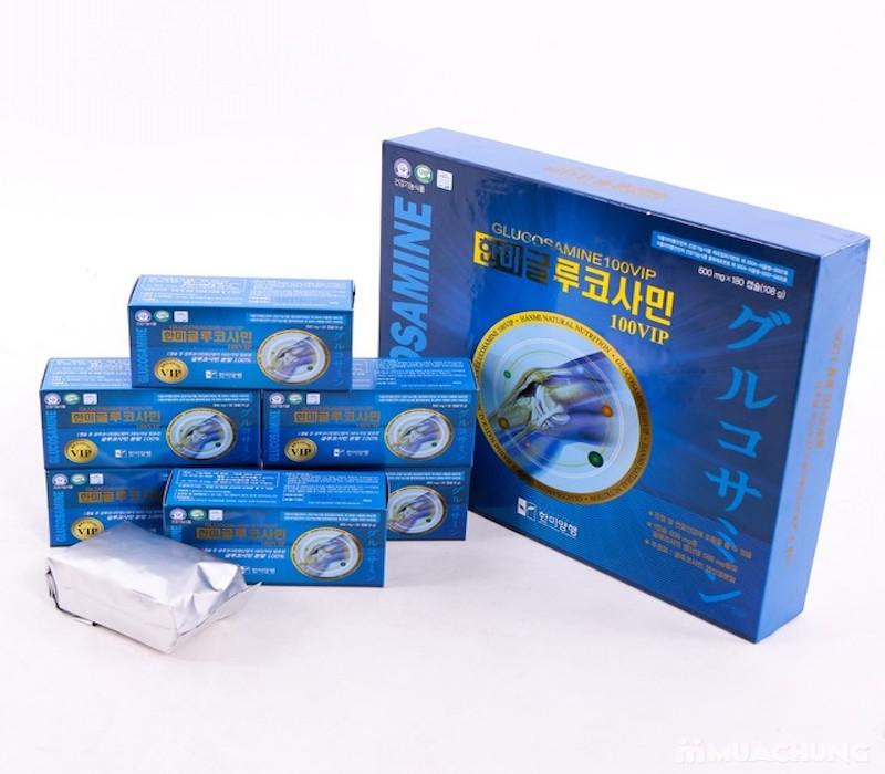 Thuốc khớp Hàn Quốc Hanmi Glucosamine Gold