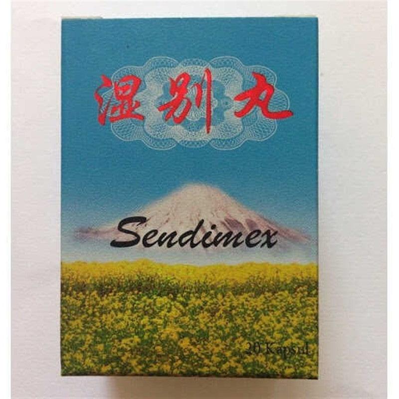 Thấp Biệt Hoàn - Sendimex