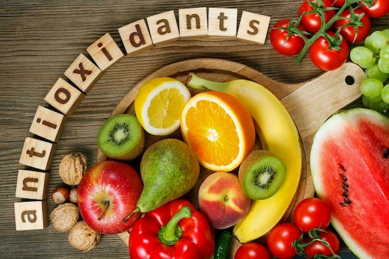 Bổ sung rau củ có chứa nhiều chất chống oxy hóa - giải pháp xóa đi nỗi lo tinh trùng loãng
