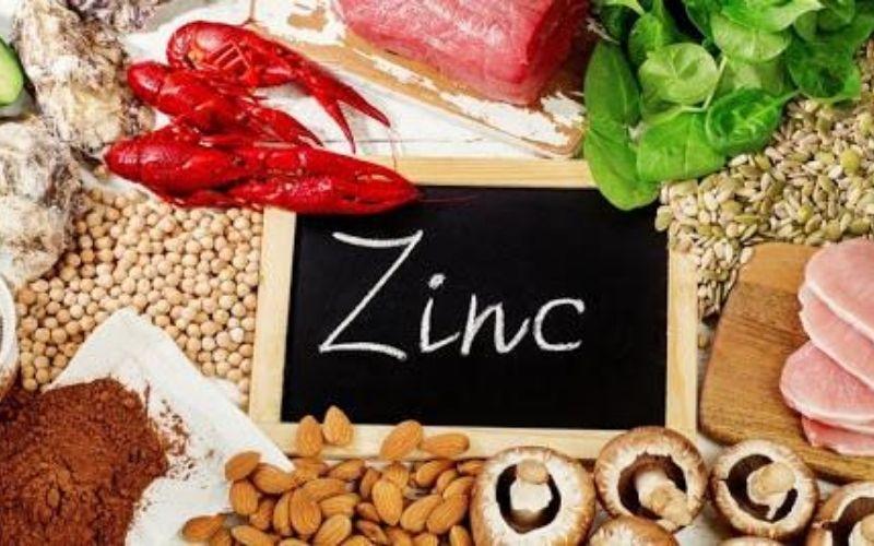Thực phẩm giàu kẽm giúp cải thiện chất lượng tinh trùng