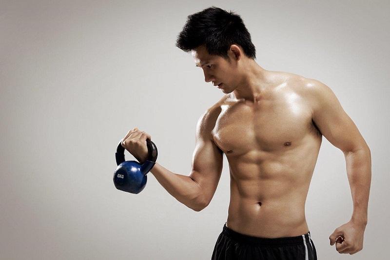 Nam giới nên tập luyện thể dục thể thao thường xuyên