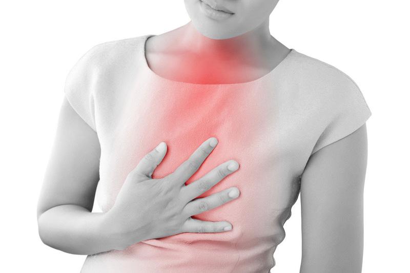 Hiện tượng trào ngược dạ dày thực quản rất phổ biến hiện nay