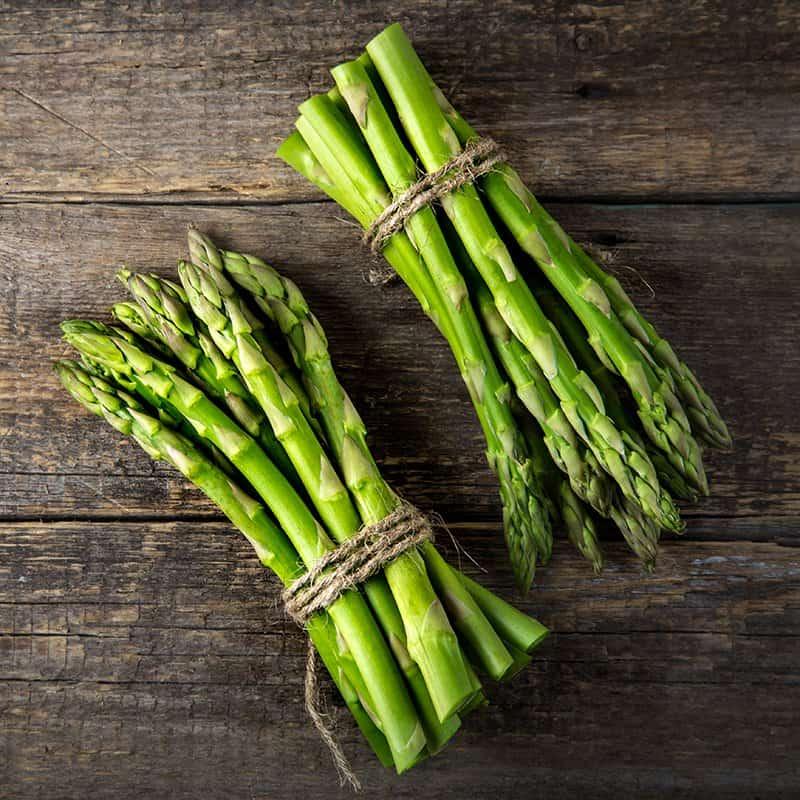 Cây măng tây tốt cho sức khỏe dạ dày