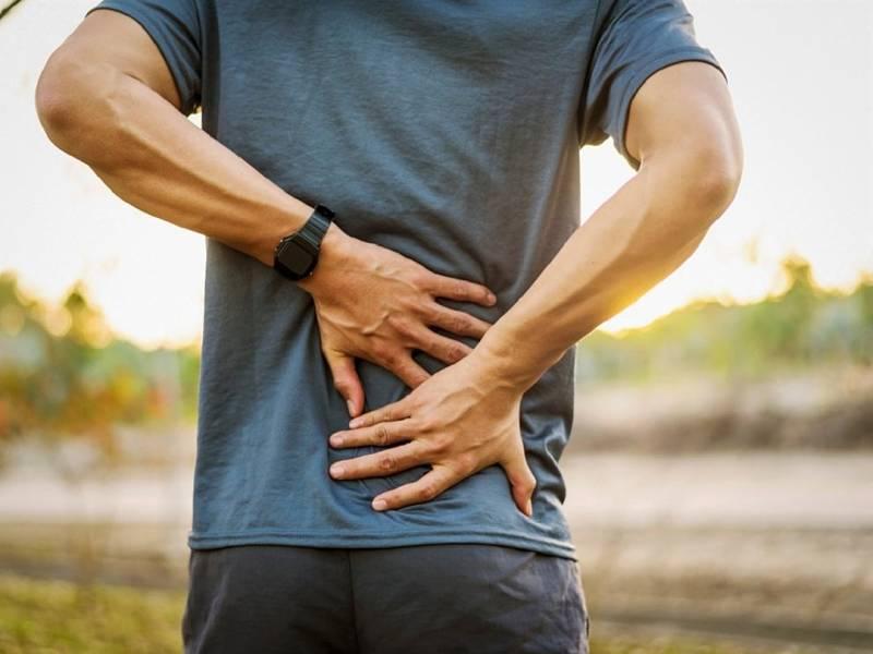 Bệnh gây đau vùng lưng và khó khăn khi đi lại