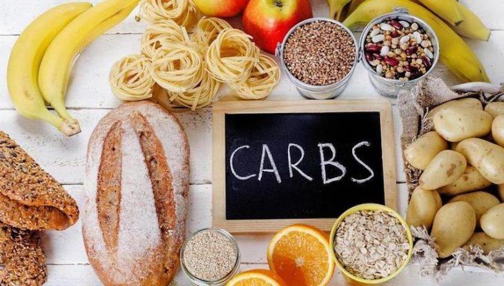 Bị vi khuẩn HP kiêng ăn gì - Thực phẩm chứa Carbohydrates