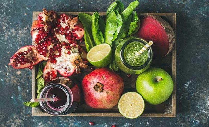 Thực phẩm tốt cho viêm da cơ địa