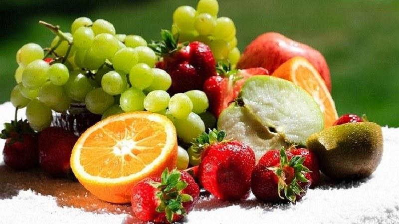 Nên ăn nhiều hoa quả, bổ sung các loại vitamin
