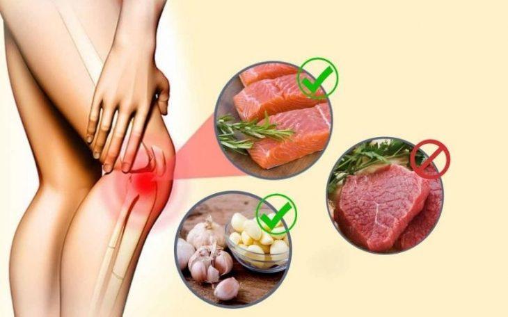 Người mắc viêm đau khớp nên ăn gì, kiêng gì nhanh khỏi?
