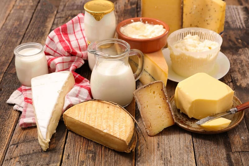 Chế phẩm từ sữa không tốt cho bệnh viêm khớp