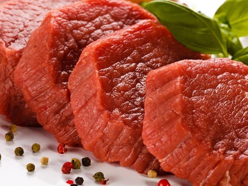 Thịt đỏ không tốt với người bị viêm khớp cổ chân
