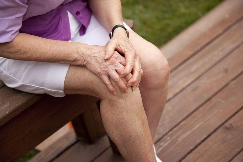 Viêm khớp gối là tình trạng hư sụn gây đau nhức ở khớp