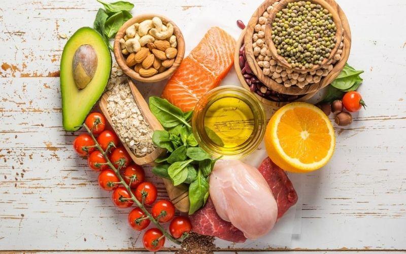 Bệnh nhân viêm khớp phản ứng cần một chế độ dinh dưỡng an toàn, khoa học