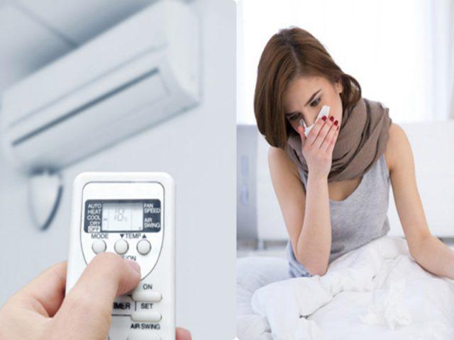 Viêm mũi dị ứng máy lạnh: Cách điều trị hiệu quả và chống tái phát