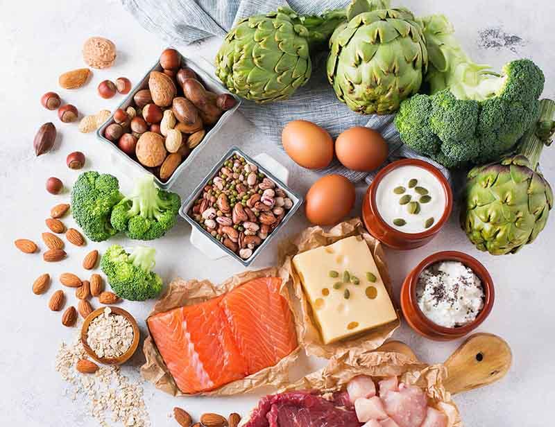 Người bệnh cần bổ sung đầy đủ các chất dinh dưỡng thiết yếu