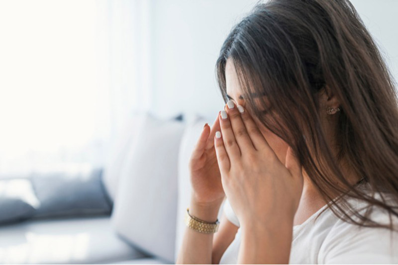 Viêm xoang gây mệt mỏi có thể là dấu hiệu bệnh chuyển biến xấu
