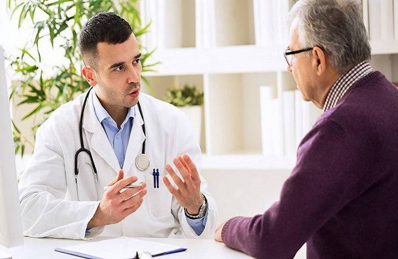 Thăm khám lâm sàng là bước đầu tiên cần thiết trong chẩn đoán bệnh