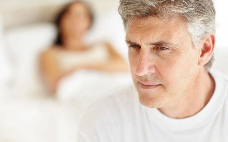 Nam giới sau tuổi 40 bắt đầu bước vào thời kỳ mãn dục nam