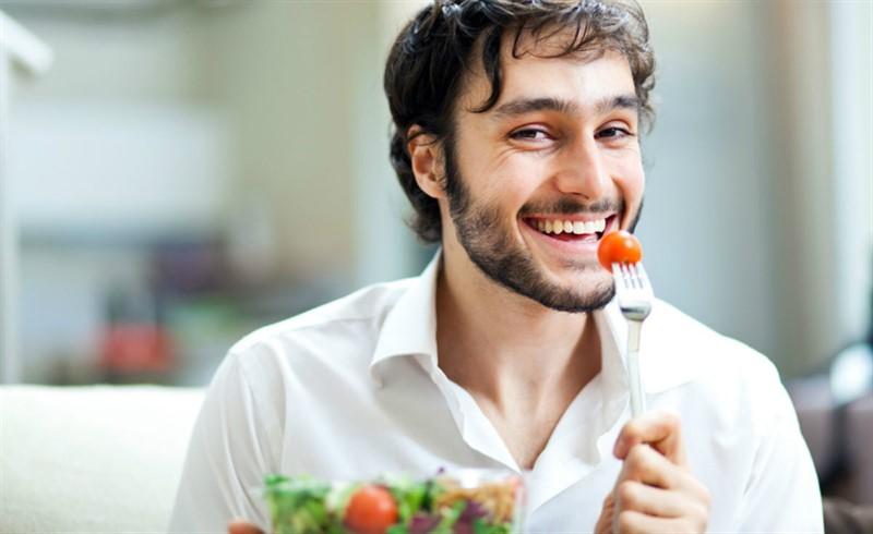 Chế độ ăn hỗ trợ điều trị yếu sinh lý hiệu quả