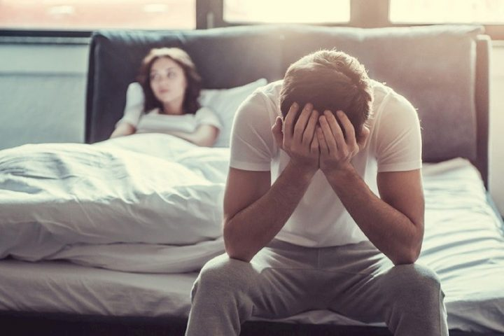 Bệnh ảnh hưởng đến tâm lý người mắc