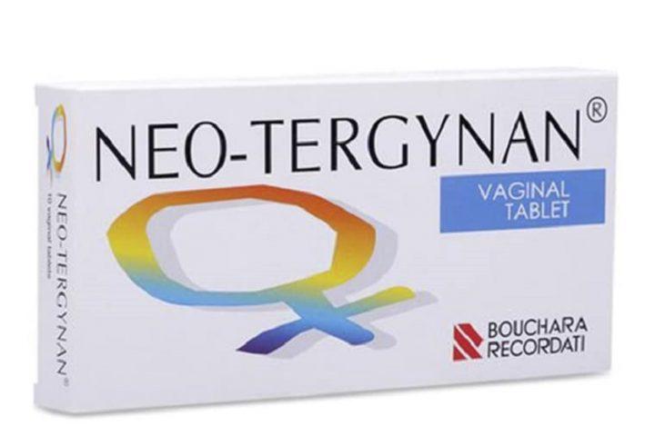 Neo tergynan trị viêm lộ tuyến
