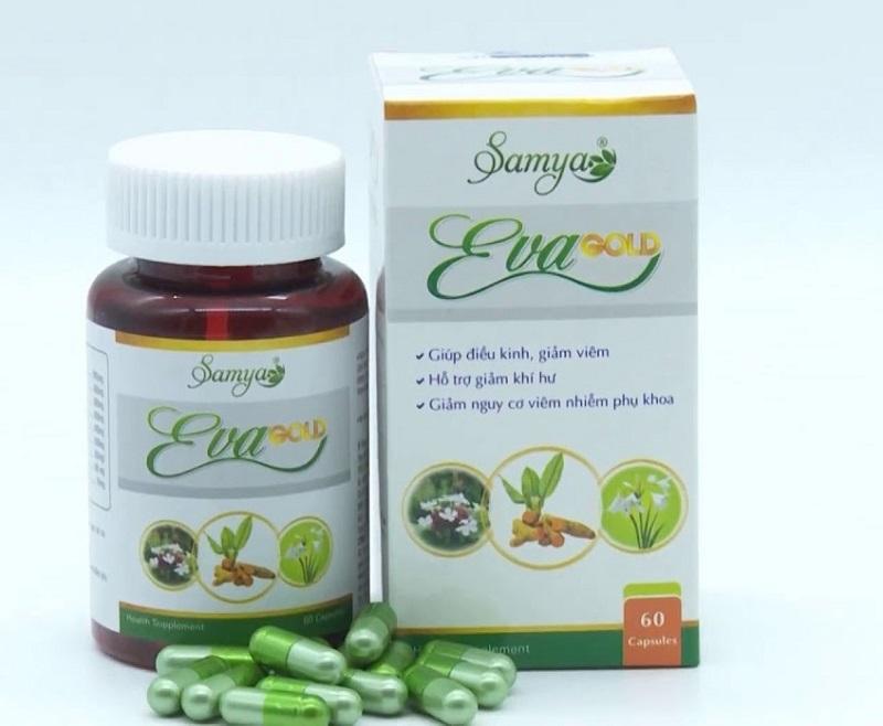 Sản phẩm Samya trị viêm lộ tuyến được bào chế dưới dạng dung dịch vệ sinh hằng ngày dành cho phái nữ.