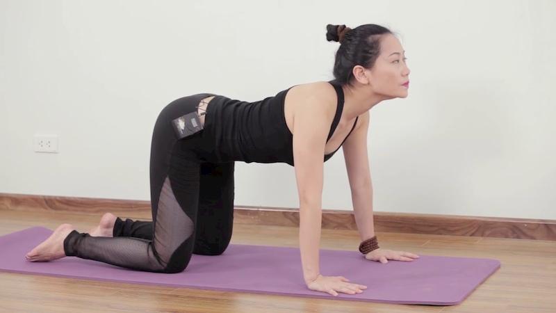 Ngoài sử dụng thuốc người bệnh có thể tập yoga để chữa lồi đĩa đệm L5 S1