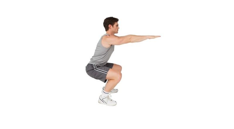Tập bài tập cơ chân thường xuyên các quý ông sẽ kéo dài được thời gian quan hệ