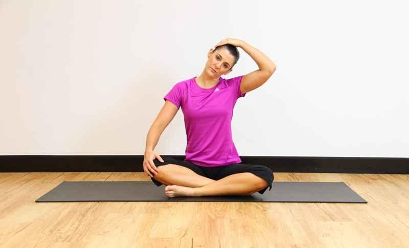 Bài tập thoát vị đĩa đệm cổ giúp phục hồi thể chất và tăng cường lưu thông máu