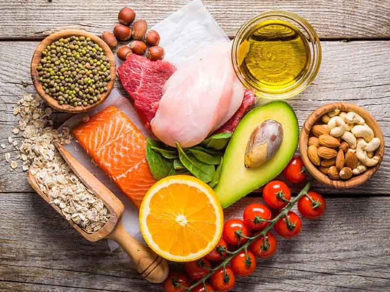 Người thường xuyên bị ngứa da đầu nên bổ sung các dưỡng chất từ thực phẩm để ngăn ngừa tái phát