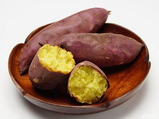 Người bị sỏi bàng quang nên ăn gì? Bệnh nhân hãy ăn khoai lang để bổ sung tinh bột và vitamin