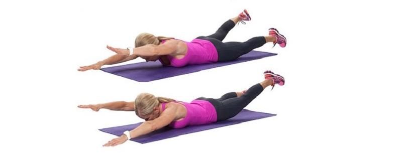 Bài tập tăng sức mạnh cơ lưng làm giảm đau nhức sống lưng hiệu quả