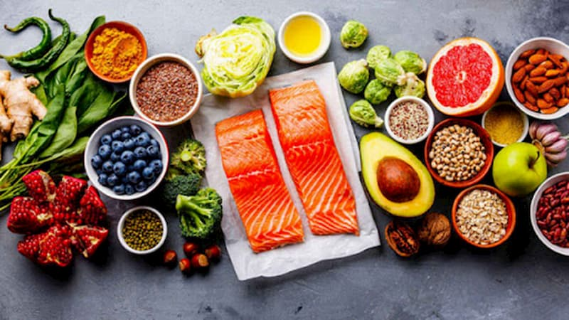 Dinh dưỡng đóng vai trò quan trọng với người bệnh