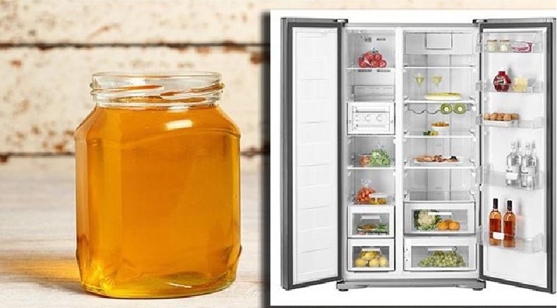 Bảo quản đông trùng khô bằng cách bọc kín trong tủ lạnh để bảo đảm được lượng dược chất tốt nhất