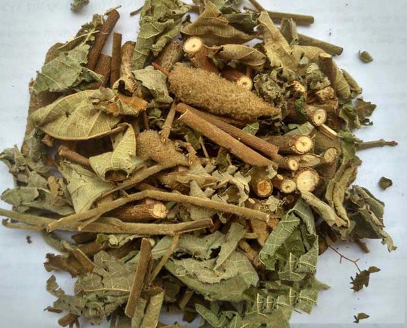 Dược liệu được phơi hoặc sấy khô để dùng dần