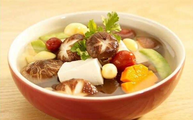 Tăng cường các món ăn từ cây mần ri vào thực đơn hàng ngày