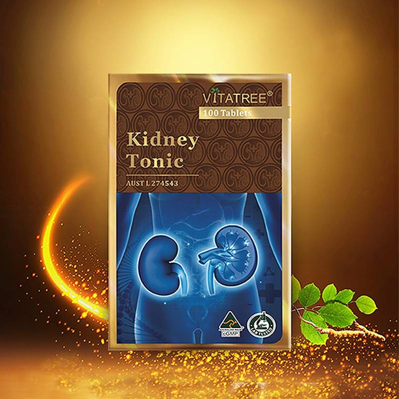 Viên uống bổ thận của Úc Vitatree Kidney Tonic