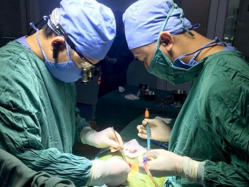 Phẫu thuật là phương án cuối cùng được chỉ định