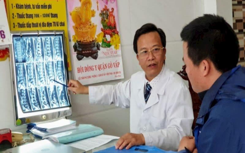 Lương y Nguyễn Văn Minh chữa thoát vị đĩa đệm được nhiều bệnh nhân đánh giá cao