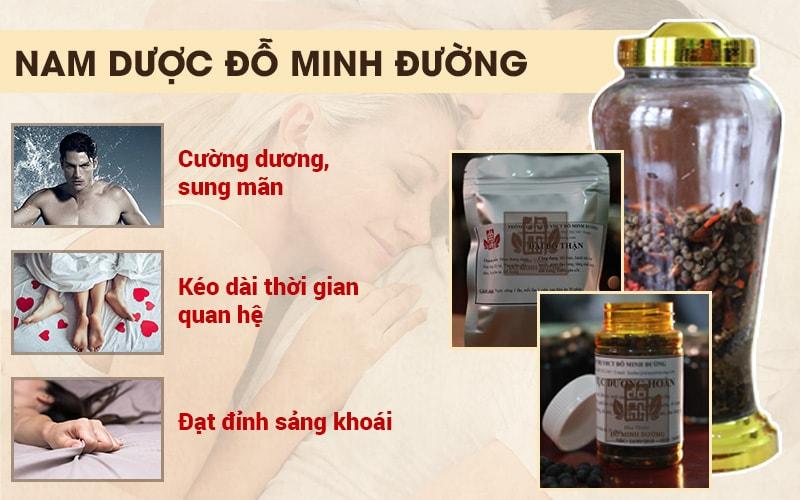 Bài thuốc đông y gia truyền của Đỗ Minh Đường nổi tiếng trong điều trị yếu sinh lý