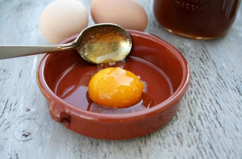 Trứng gà và mật ong - Công thức vàng giúp đàn ông lấy lại bản lĩnh