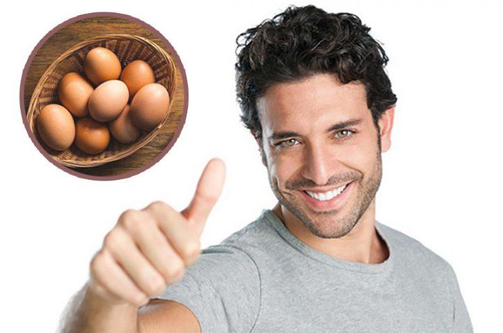 5+ cách chữa yếu sinh lý bằng trứng gà đàn ông nhất định phải biết