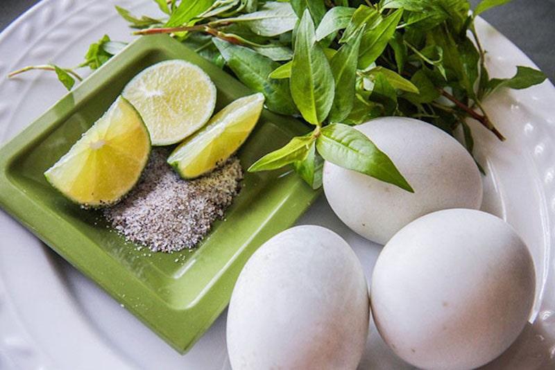 Chữa yếu sinh lý bằng trứng vịt lộn có tốt không?