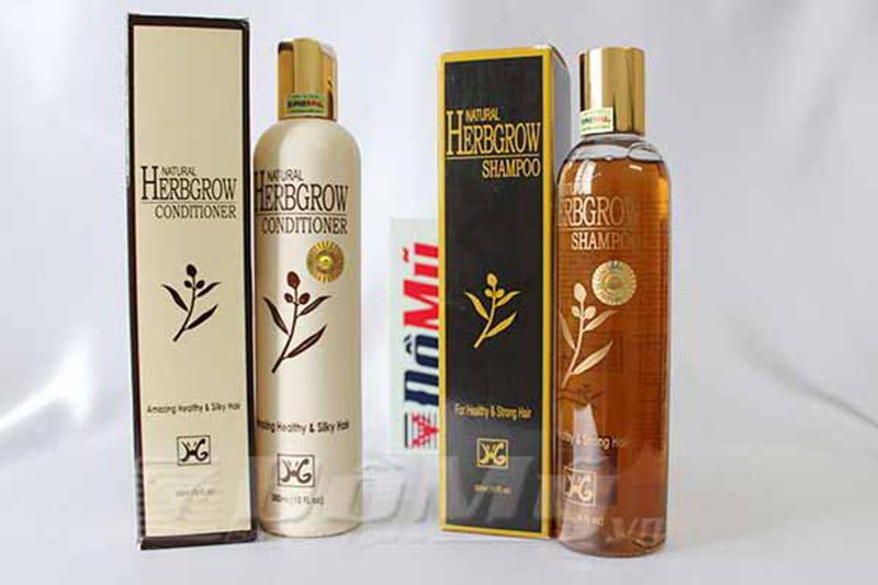 Herbgrow Shampoo là dòng sản phẩm dầu gội - dưỡng cao cấp của Mỹ, với giá thành rất cao