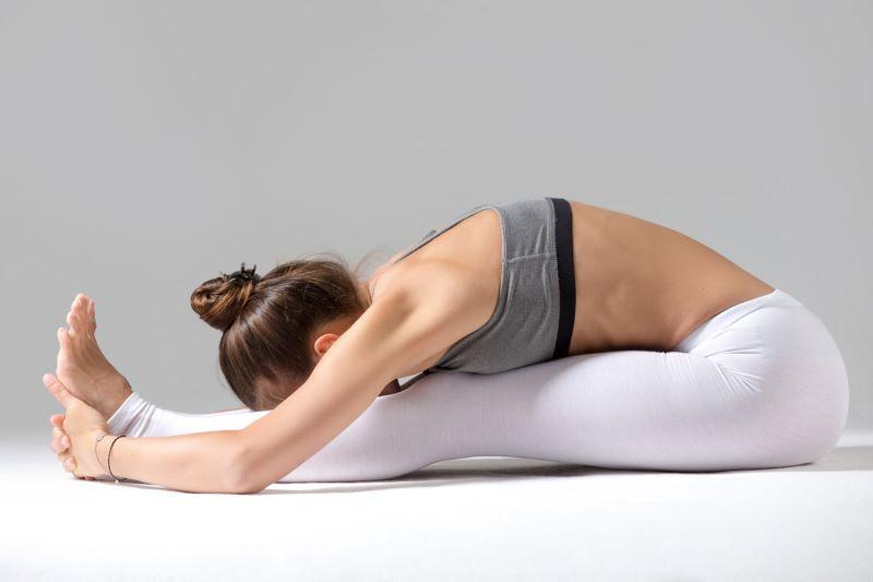 Yoga không những giúp cải thiện triệu chứng của bệnh mà còn tăng cường sức khỏe cho cơ thể