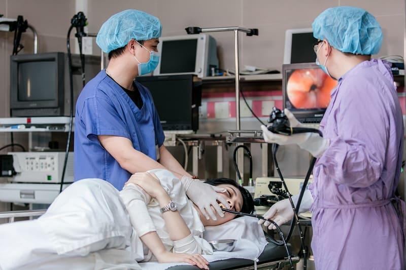 Phương pháp chẩn đoán xuất huyết ở dạ dày