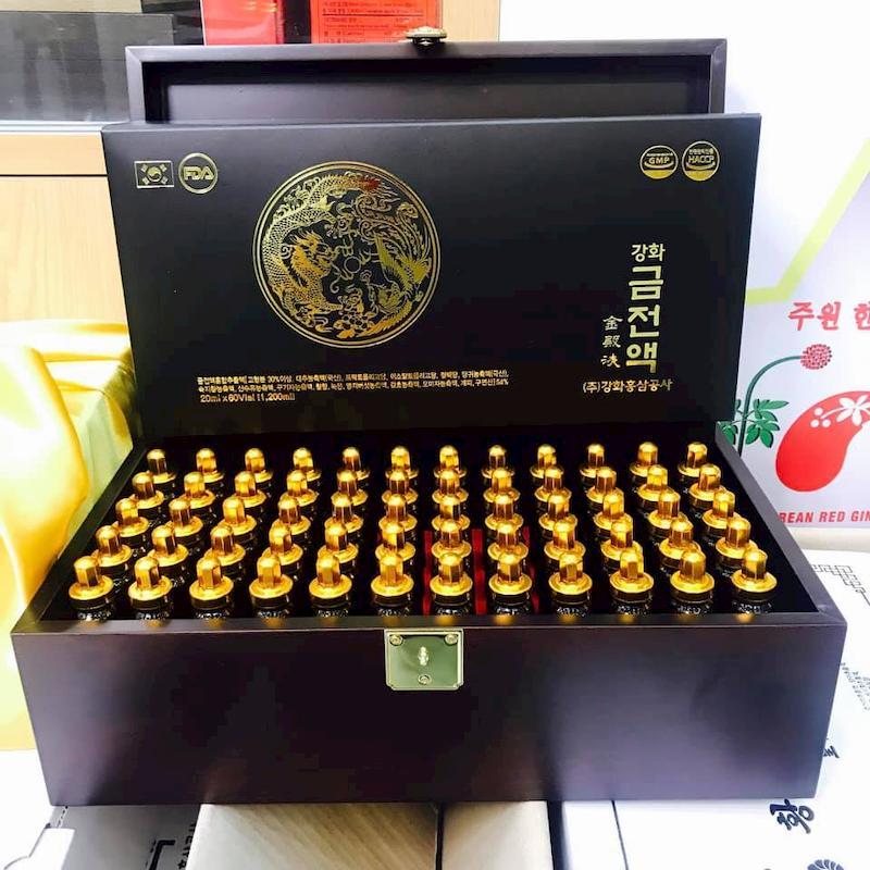 Nên sử dụng tinh chất đông trùng hạ thảo 60 ống hộp gỗ KangHwa thường xuyên để mang lại hiệu quả cao