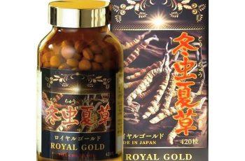 Đông trùng hạ thảo Royal Gold