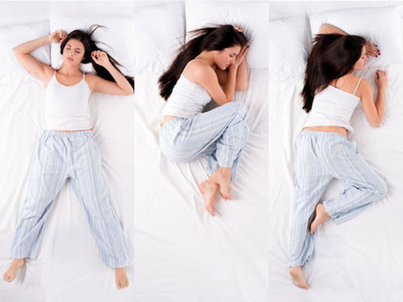 Thay đổi tư thế ngủ hỗ trợ tốt cho xương khớp